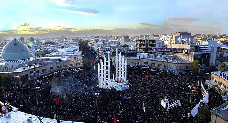 Iran Muharram Mourning