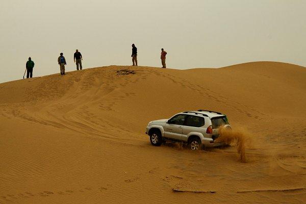 isfahan desert